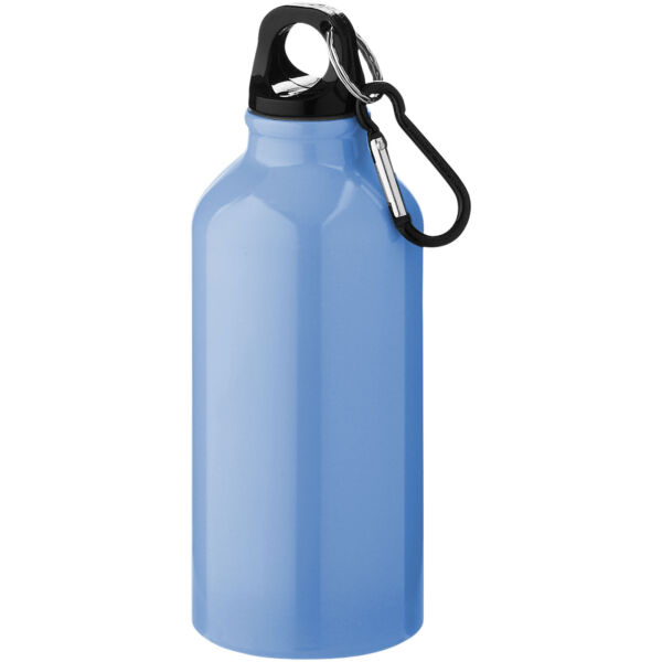 Oregon 400 ml sport bottle with carabiner (10000209)