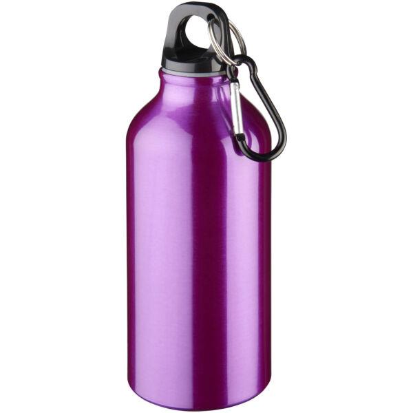 Oregon 400 ml sport bottle with carabiner (10000211)