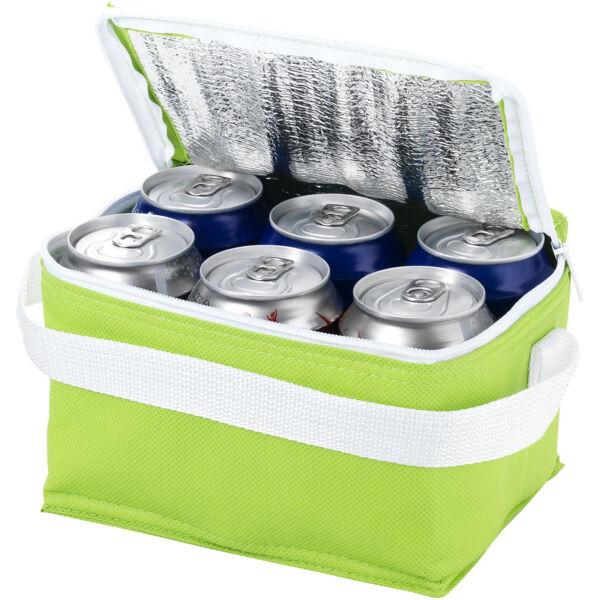 Spectrum 6-can non-woven cooler bag (10018202)