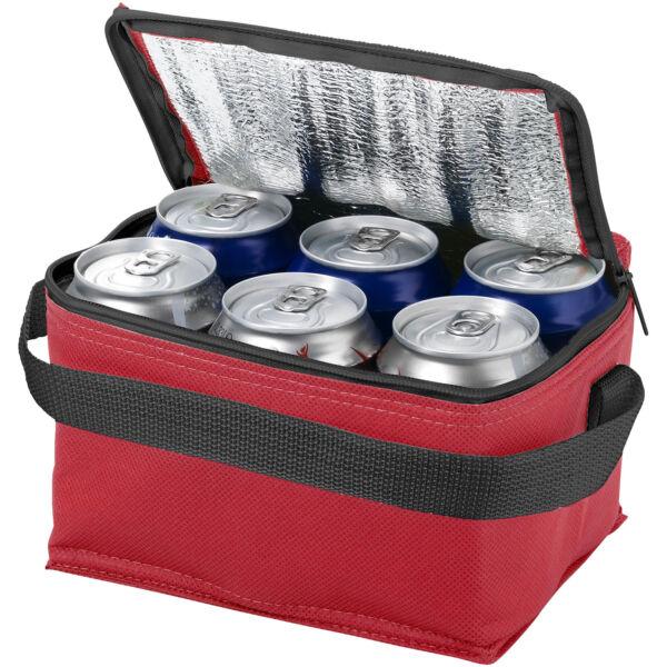 Spectrum 6-can non-woven cooler bag (10018206)