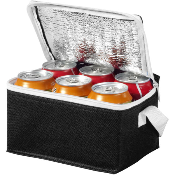 Spectrum 6-can non-woven cooler bag (10018207)