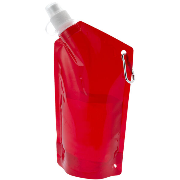 Cabo 600 ml water bag with carabiner (10025001)