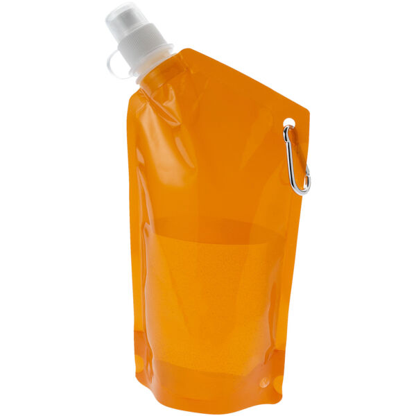 Cabo 600 ml water bag with carabiner (10025002)