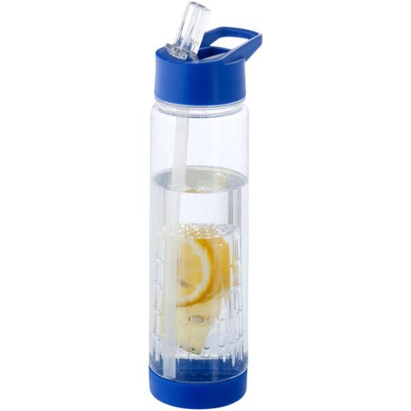 Tutti-frutti 740 ml Tritan™ infuser sport bottle (10031400)