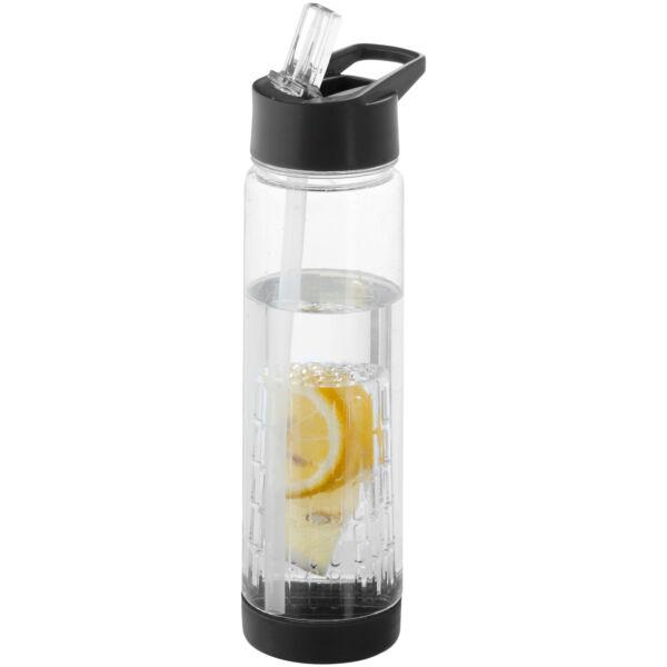 Tutti-frutti 740 ml Tritan™ infuser sport bottle (10031403)