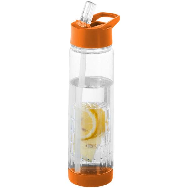 Tutti-frutti 740 ml Tritan™ infuser sport bottle (10031406)