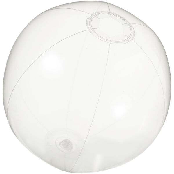 Ibiza transparent beach ball (10037001)