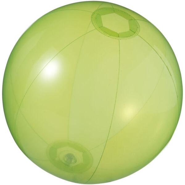 Ibiza transparent beach ball (10037002)