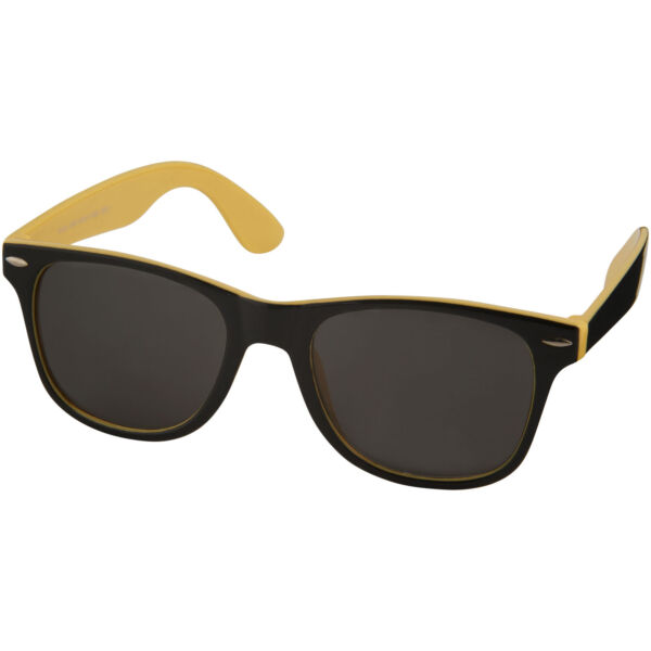 Sun Ray sunglasses with two coloured tones (10050005)