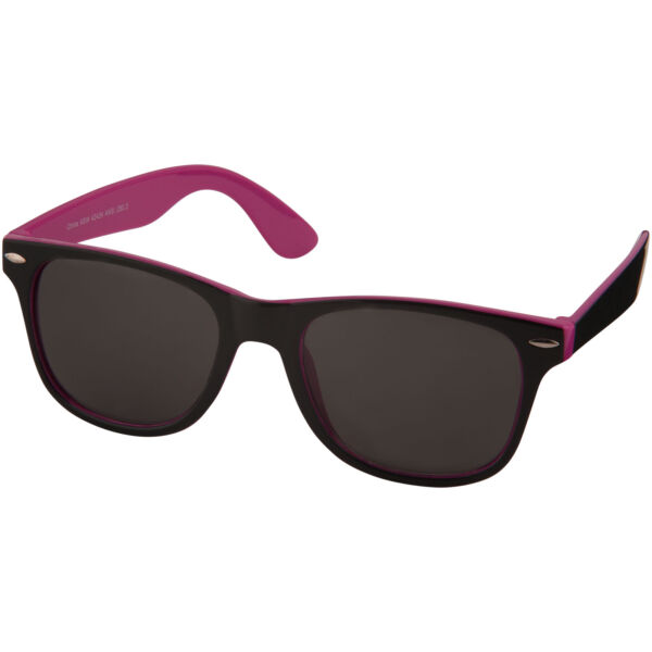 Sun Ray sunglasses with two coloured tones (10050006)