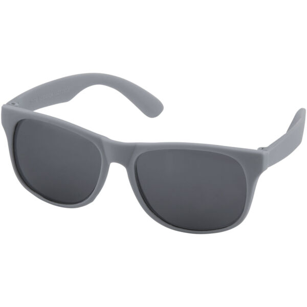 Retro single coloured sunglasses (10050100)