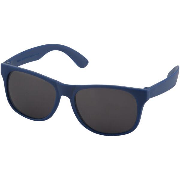 Retro single coloured sunglasses (10050101)