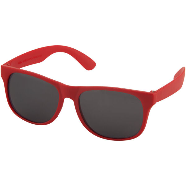 Retro single coloured sunglasses (10050102)