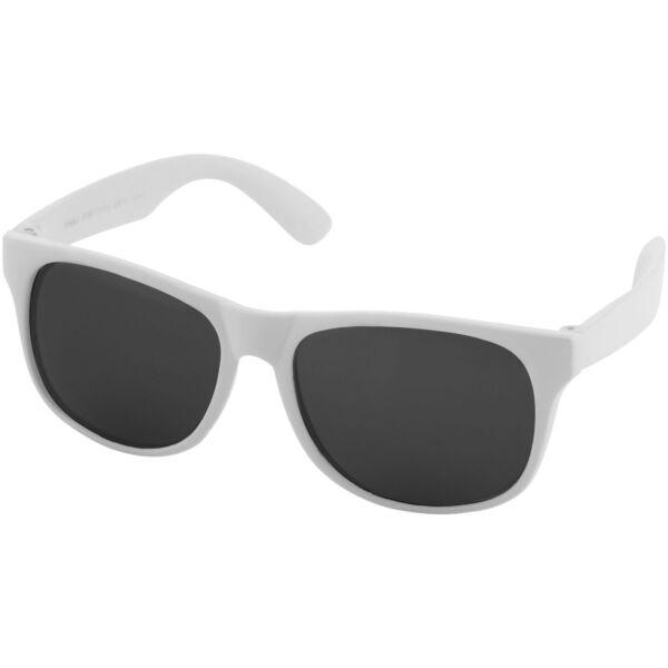 Retro single coloured sunglasses (10050103)