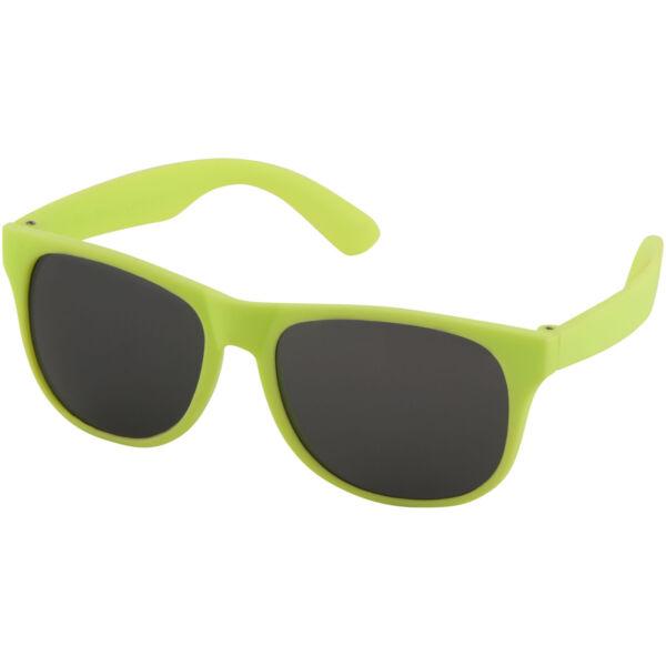 Retro single coloured sunglasses (10050104)