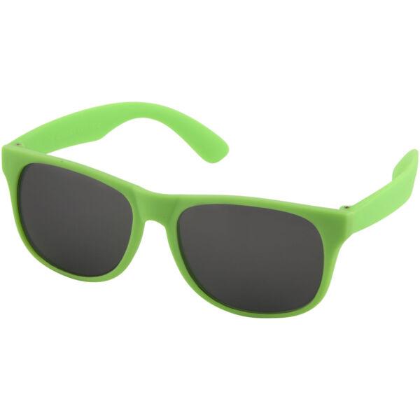 Retro single coloured sunglasses (10050105)