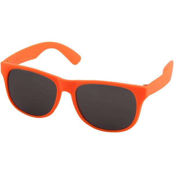 Retro single coloured sunglasses (10050107)