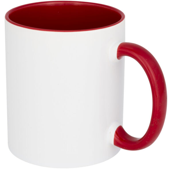 Pix 330 ml ceramic sublimation colour pop mug (10052202)