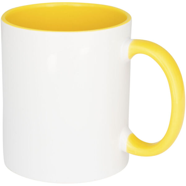 Pix 330 ml ceramic sublimation colour pop mug (10052204)