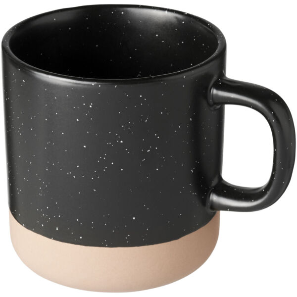 Pascal 360 ml ceramic mug (10054000)