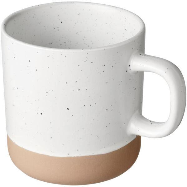 Pascal 360 ml ceramic mug (10054001)