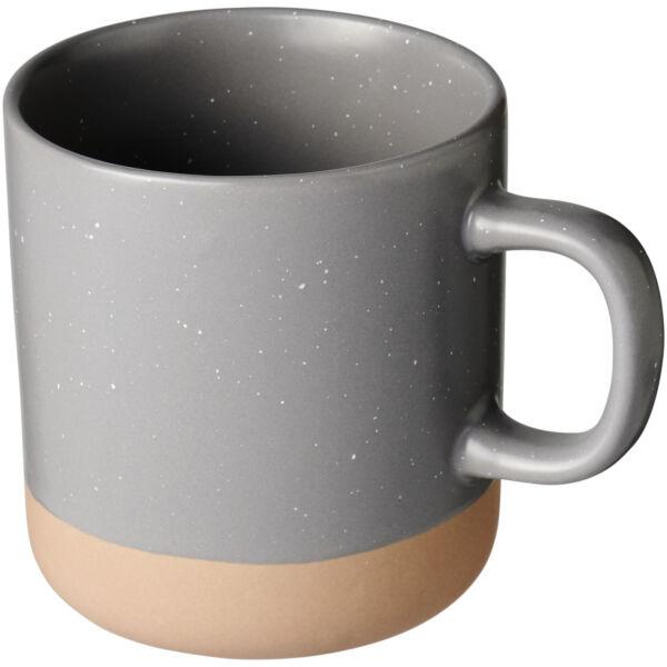 Pascal 360 ml ceramic mug (10054002)