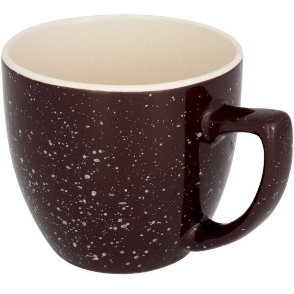 Sussix 325 ml speckled ceramic mug (10054303)