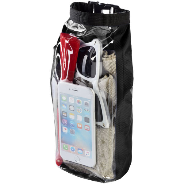 Tourist 2 litre waterproof bag with phone pouch (10055300)