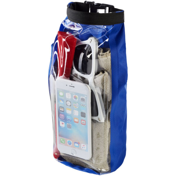 Tourist 2 litre waterproof bag with phone pouch (10055301)