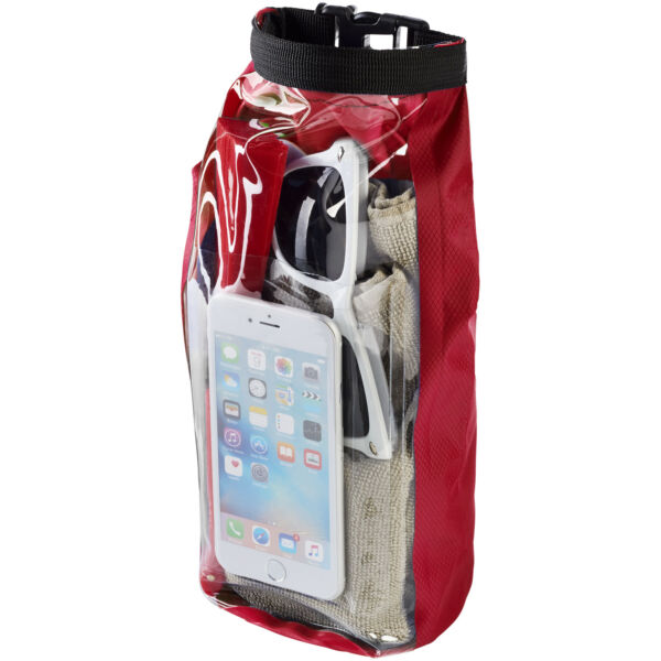 Tourist 2 litre waterproof bag with phone pouch (10055302)