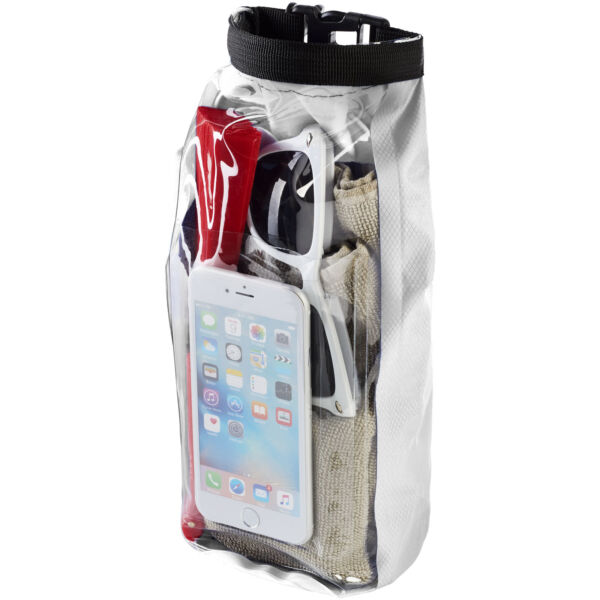 Tourist 2 litre waterproof bag with phone pouch (10055303)