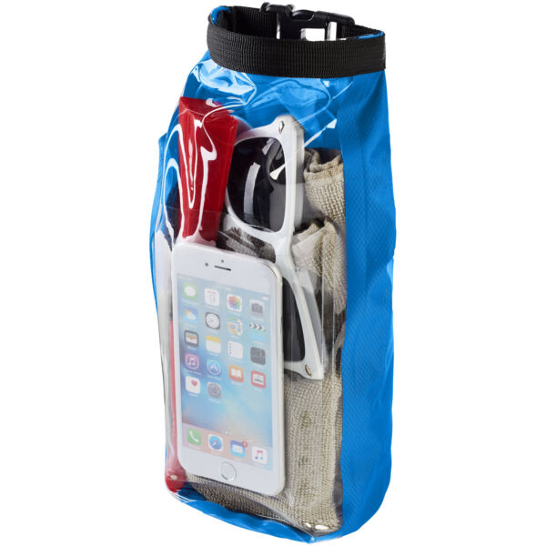 Tourist 2 litre waterproof bag with phone pouch (10055307)