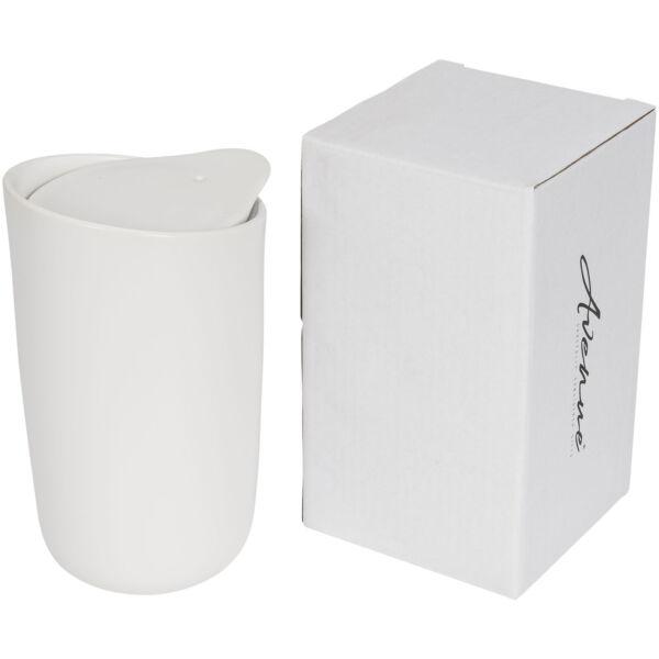 Mysa 410 ml double-walled ceramic tumbler (10055601)