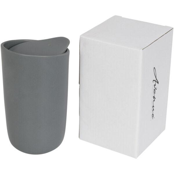 Mysa 410 ml double-walled ceramic tumbler (10055602)