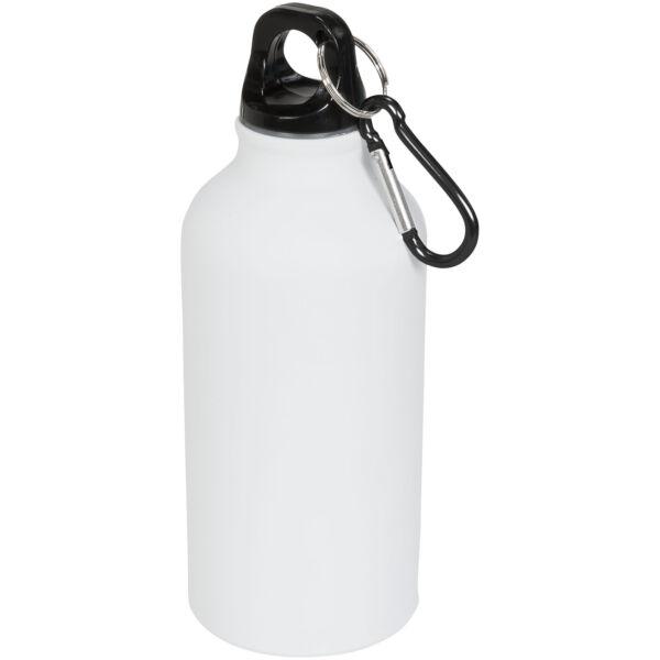 Oregon 400 ml matte sport bottle with carabiner (10055901)