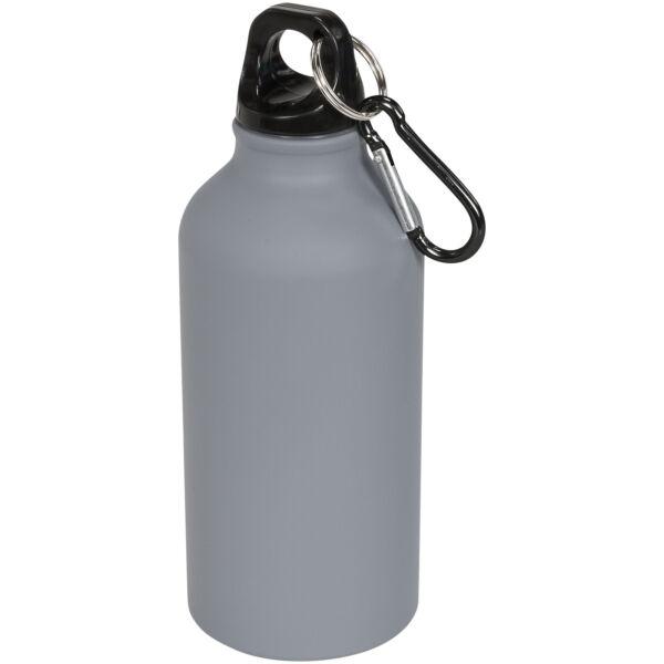 Oregon 400 ml matte sport bottle with carabiner (10055902)