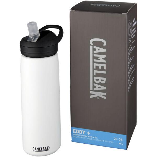Eddy+ 600 ml copper vacuum insulated sport bottle (10057901)