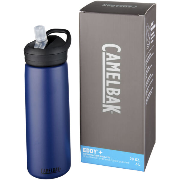 Eddy+ 600 ml copper vacuum insulated sport bottle (10057902)