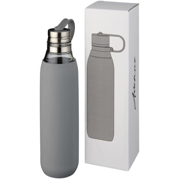 Oasis 650 ml glass sport bottle (10059101)
