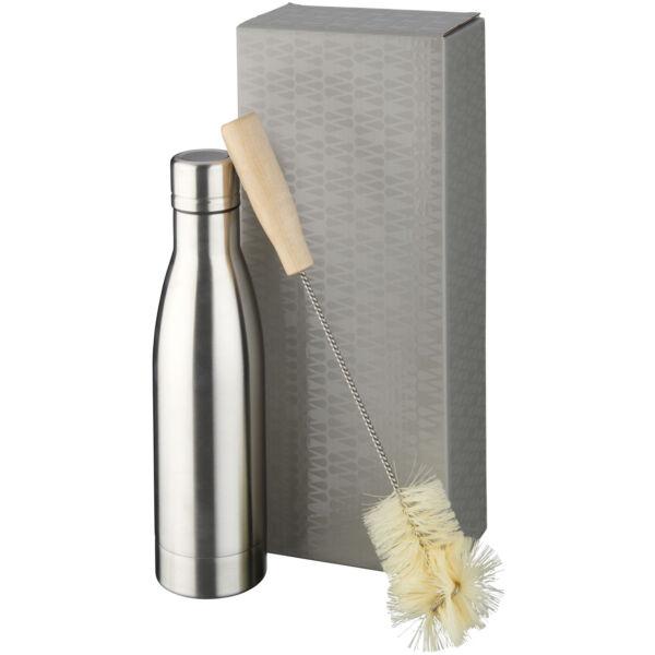 Vasa copper vacuum insulated bottle with brush set (10061402)