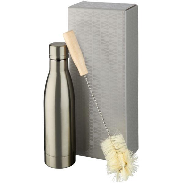 Vasa copper vacuum insulated bottle with brush set (10061403)