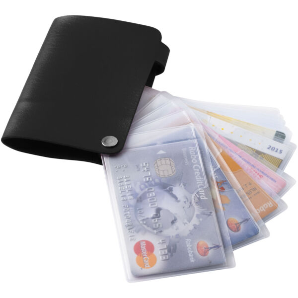 Valencia card holder with 10 slots (10219800)
