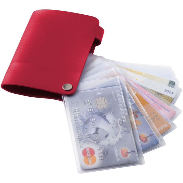 Valencia card holder with 10 slots (10219802)