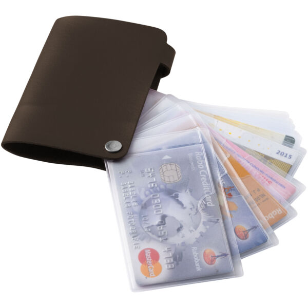 Valencia card holder with 10 slots (10219803)