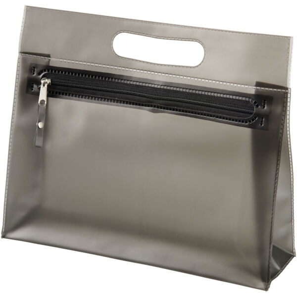 Paulo transparent PVC toiletry bag (10248600)