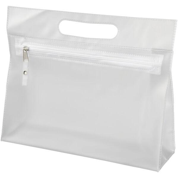 Paulo transparent PVC toiletry bag (10248601)