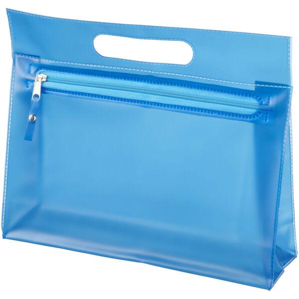 Paulo transparent PVC toiletry bag (10248602)