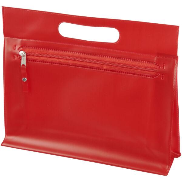 Paulo transparent PVC toiletry bag (10248603)