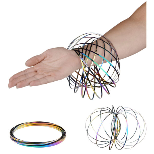 Agata flow ring stress reliever (10250301)
