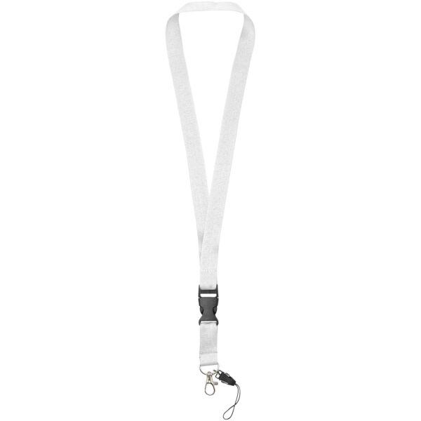 Sagan phone holder lanyard with detachable buckle (10250802)